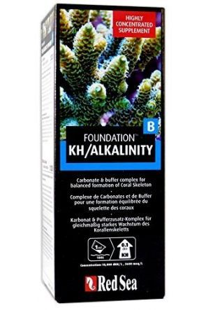 RED SEA REEF FOUNDATION B (ALK) - 500ML