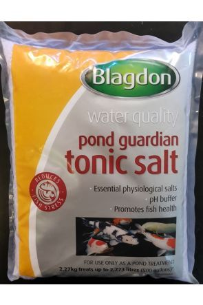 Blagdon Pond Guardian Tonic Salts 2.27kg