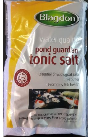 Blagdon Pond Guardian Tonic Salts 9.08kg