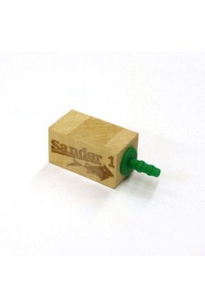 Sander No.1 Wooden Airstone (5351)