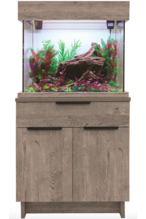 Aqua One OakStyle Urban 110 Aquarium & Cabinet