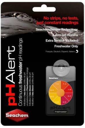 Seachem pH Alert indicator