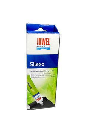 Juwel Silexo - Black Silicone Sealant (for glass)