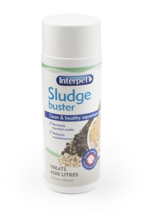 Interpet Sludge Buster 125ml
