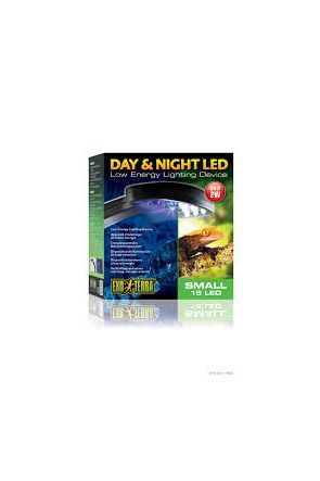 Exo Terra Day & Night LED Small - (14 white, 1 blue LED)