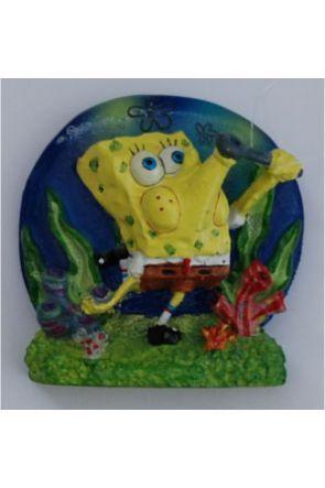 Sponge Bob Blowing Bubbles (SBAR1)