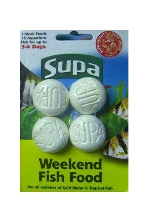 Supa Weekend Fish Food