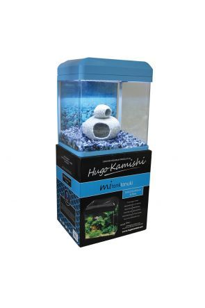 Hugo KamishiTanuki Aquarium - 16L (Blue)