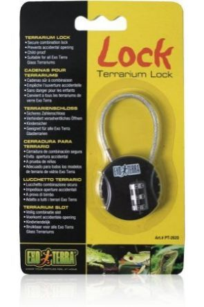 Exo Terra Terrarium Lock (PT2620)