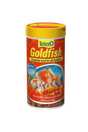 Tetra Goldfish Flake Food 100g