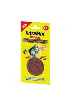 TetraMin Holiday food blocks for Tropical fish