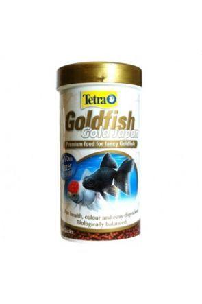 Tetra Goldfish Gold Japan 145g