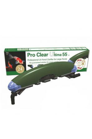 TMC Pro Clear UV 55 ULTIMA