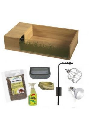 Vivexotic Viva Tortoise Table and Kit