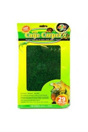 Zoo Med Cage Carpet