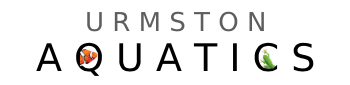 Urmston Aquatics and Reptile Centre Logo